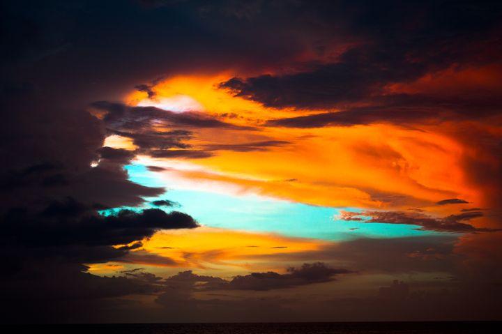 sunset - jrs scope