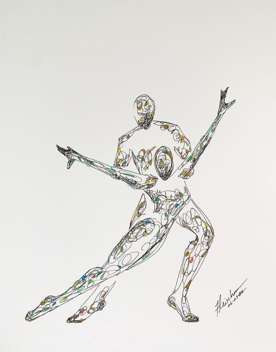 Catch - Kendra Fleischman Fine Art