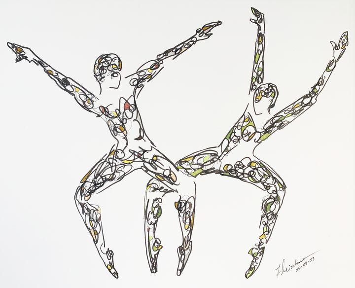 Mirror - Kendra Fleischman Fine Art