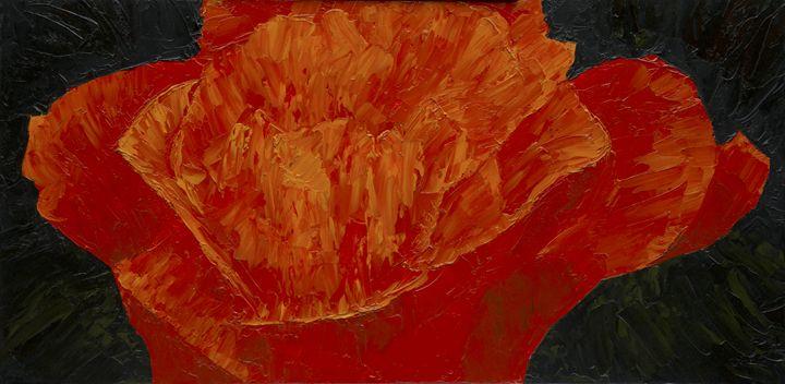 Rose Study - J Tuttle Art
