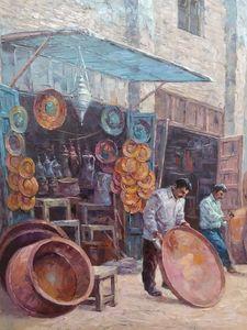 Iraqi Coppersmith