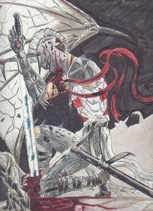 Templar After Battle