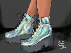 Holographic boot