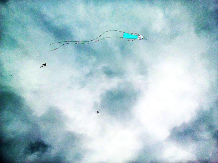 kites - Xinxin