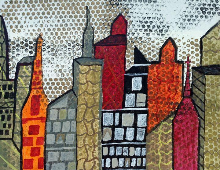 cityscape - artistclaps