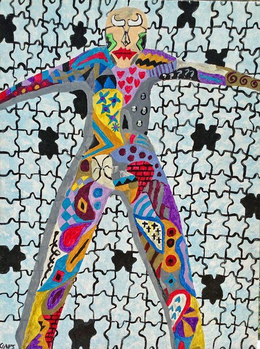 puzzeled 1 - artistclaps