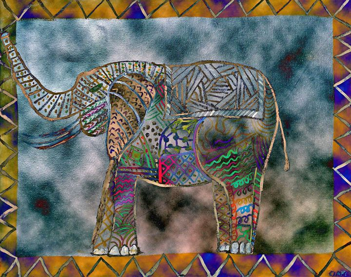 digi elephant - artistclaps