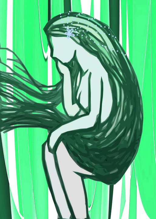 Forest Goddess - C & F Gallery