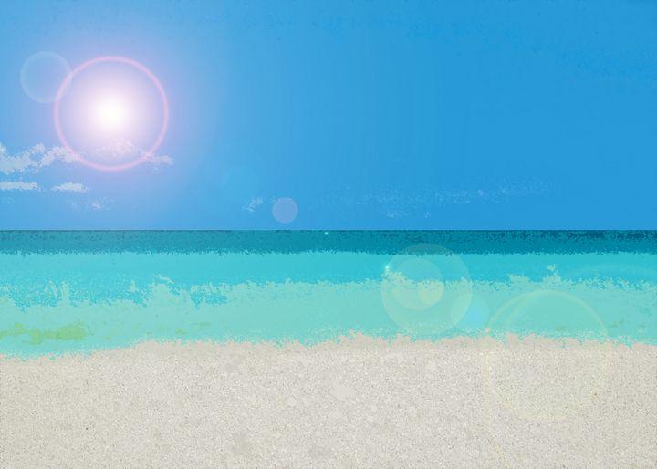 Beach Vibe - C & F Gallery