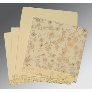Indian Wedding Cards with Motifs