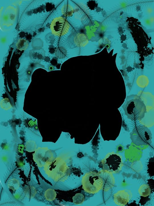 Shadow bulbasaur - Cookie