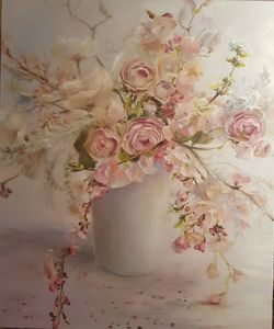 Roses & blossom