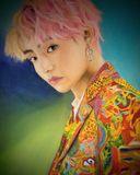 """V"" Kim Taehyung of BTS"
