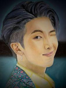 """RM"" Kim Nam-Joon of BTS"