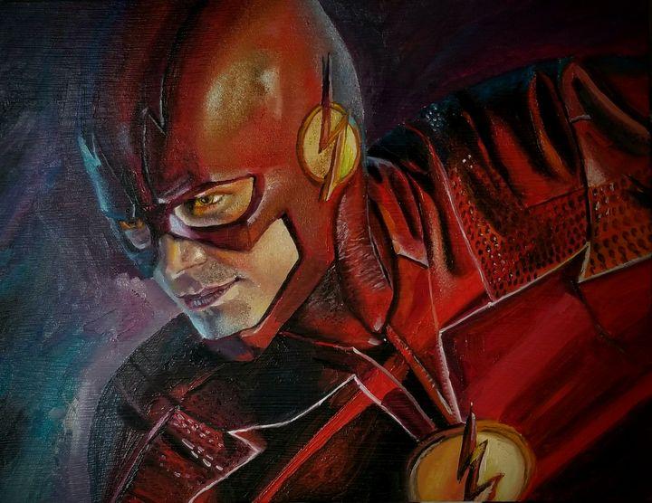 The Flash - RYcreative1