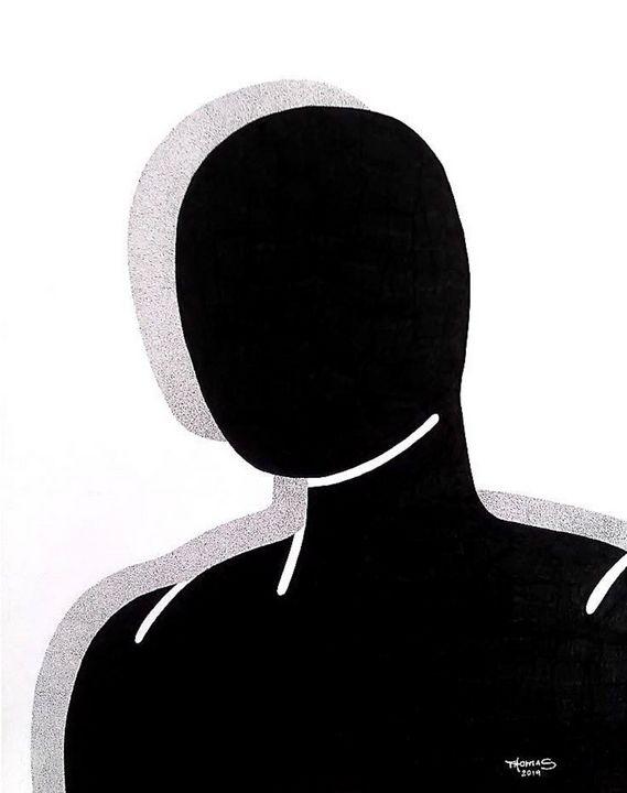 """Portrait"" - Art of Jay Thomas II"