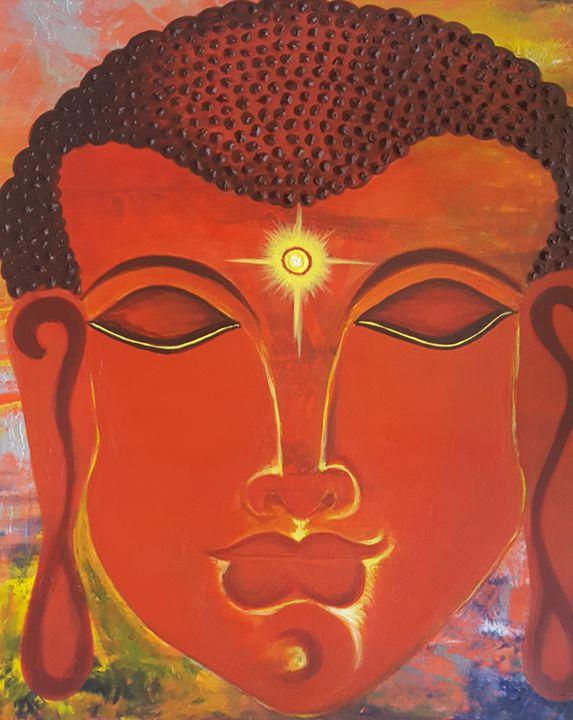 Lord Buddha - MAX STUDIO
