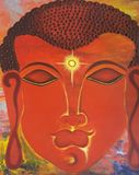 Original Lord Buddha Paintin