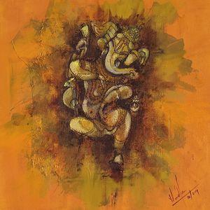 Ganesha - Hindu god of beginnings