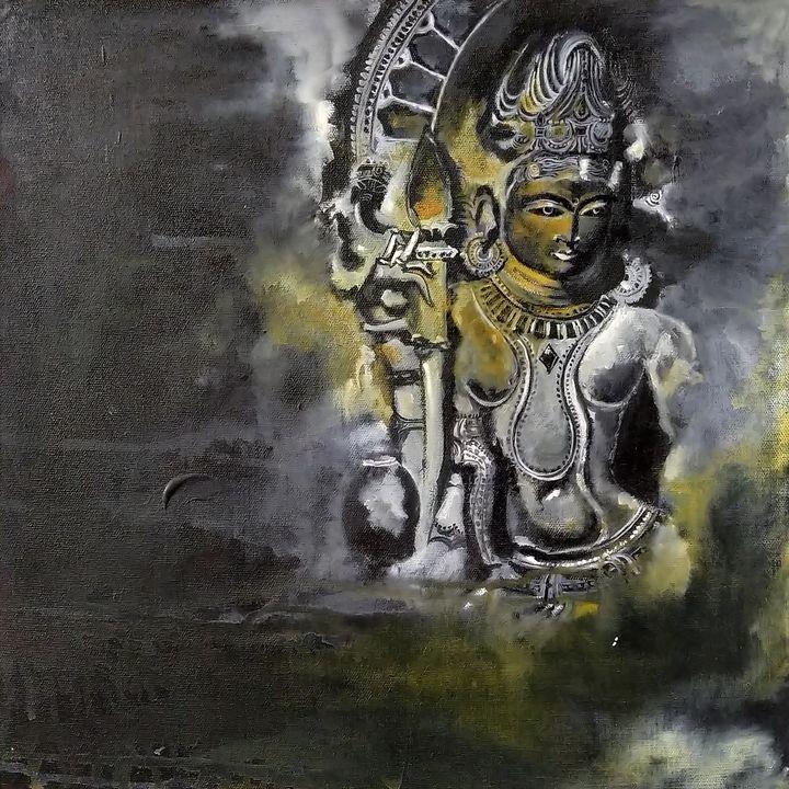 Indian Sculpture art - sannidhi arts