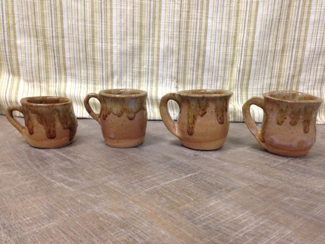 Ancient Jasper Espresso Cups - Creations by Lena
