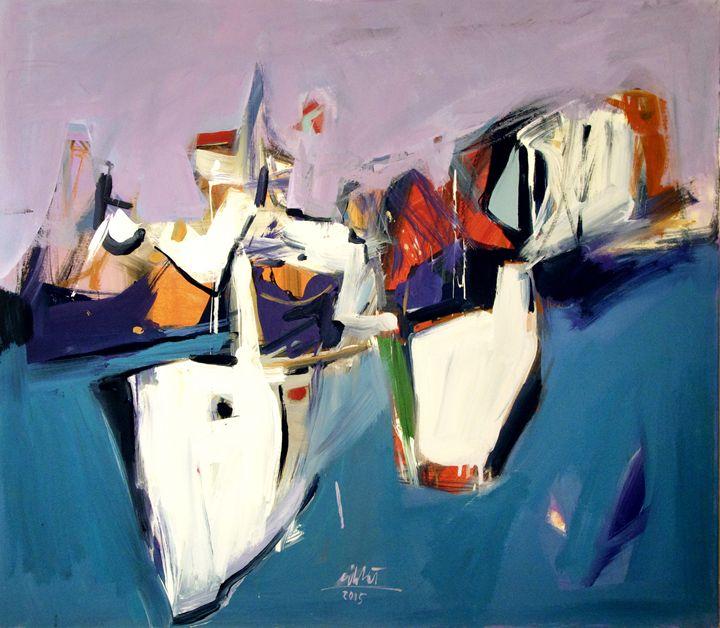 fisherman's boats - Jure Cihlar