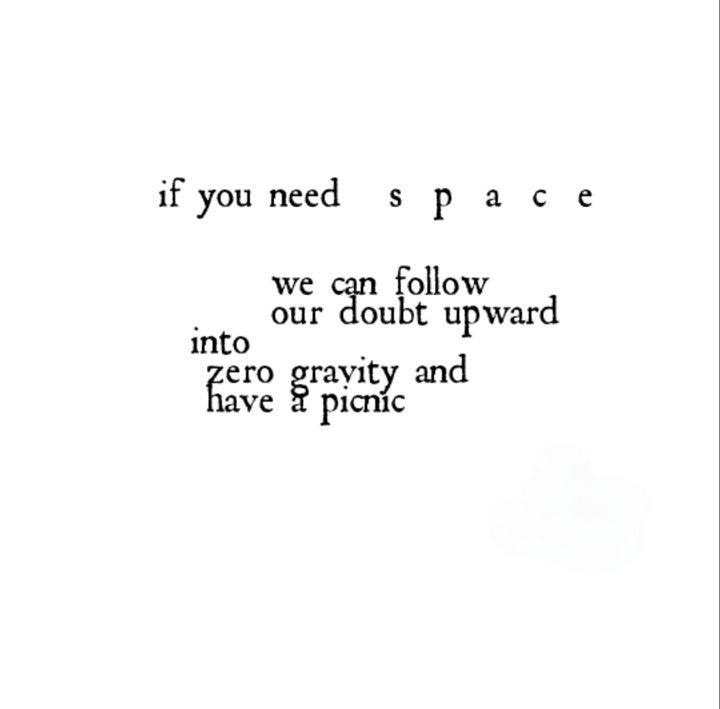 space - Selena Rose