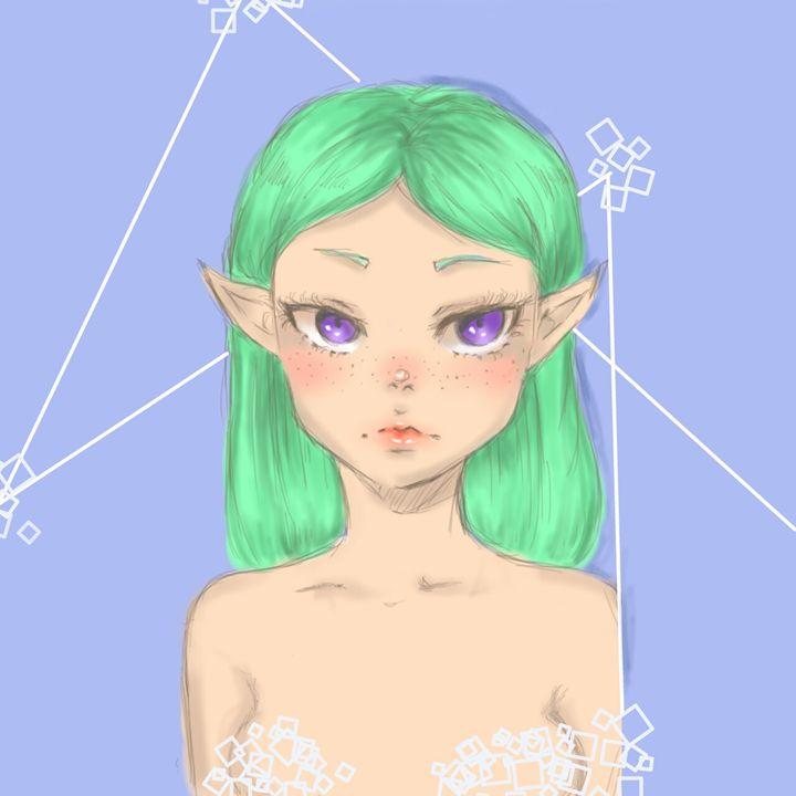 Fairy's beauty - RedHaxel
