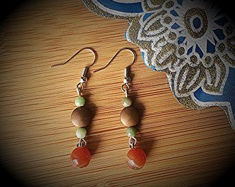 Cute Boho Earrings - Angela Brown