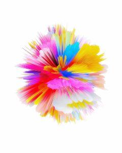 Abstract Explosion - Lovelystartati