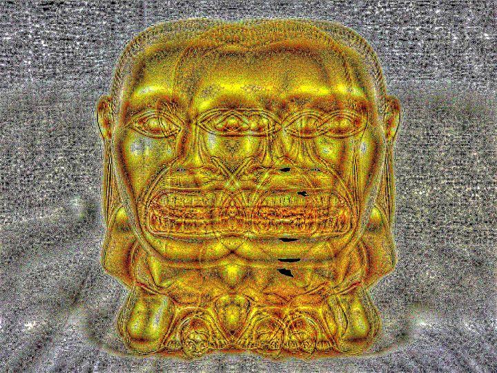 Golden heads - Ikhehla