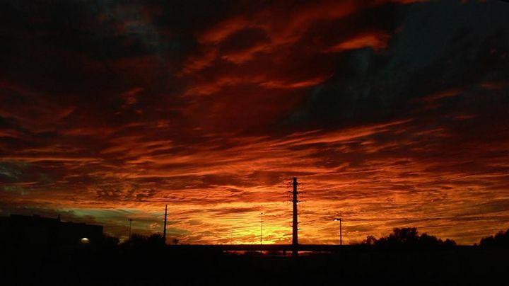 Phoenix Sunset - CMaria