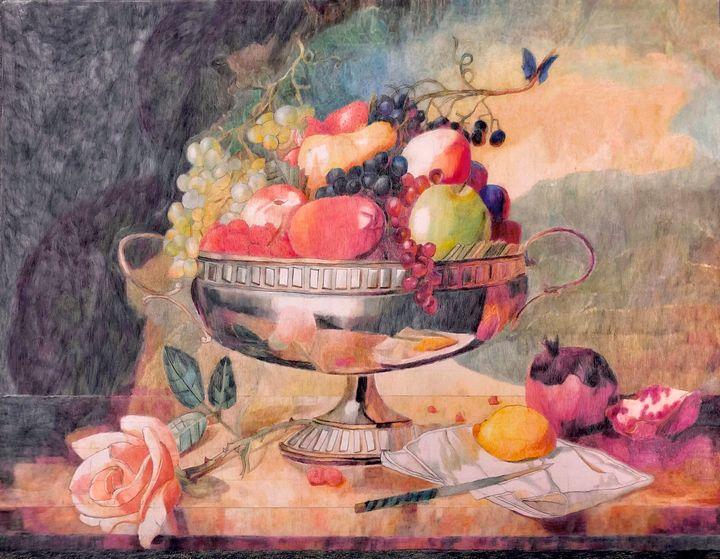 Fruit Bowl - Raymond Samuel