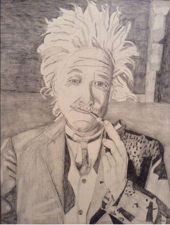 Einstein - Raymond Samuel