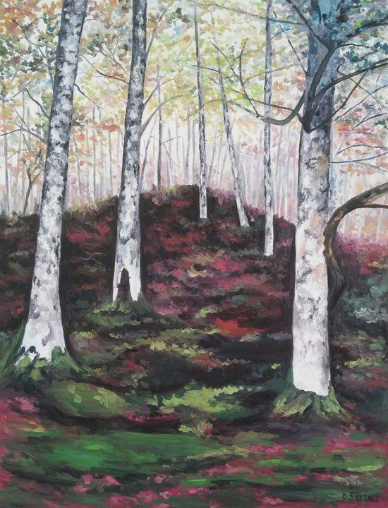 Valeria ha visto la foresta del Nord - Daniela Sersale