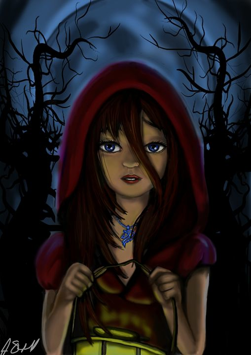 Red Riding Hood - EnvyKat