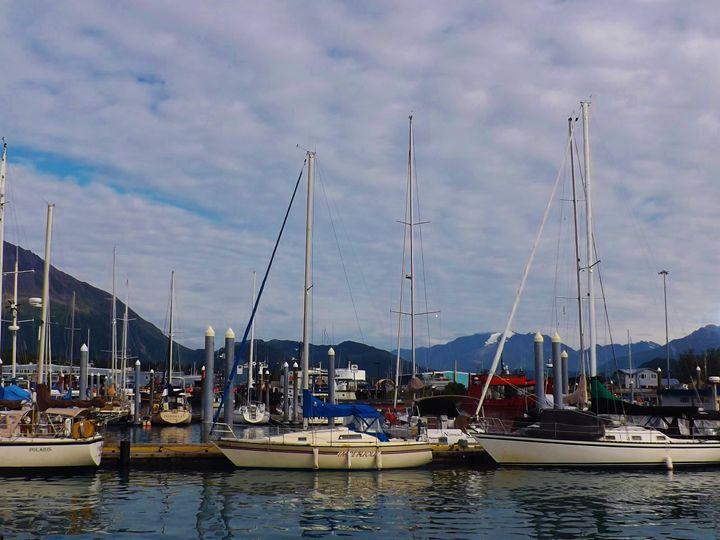 Seward Alaska Marina - Journey On Gallery