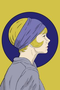"Daisy Buchanan, ""Great Gatsby"""