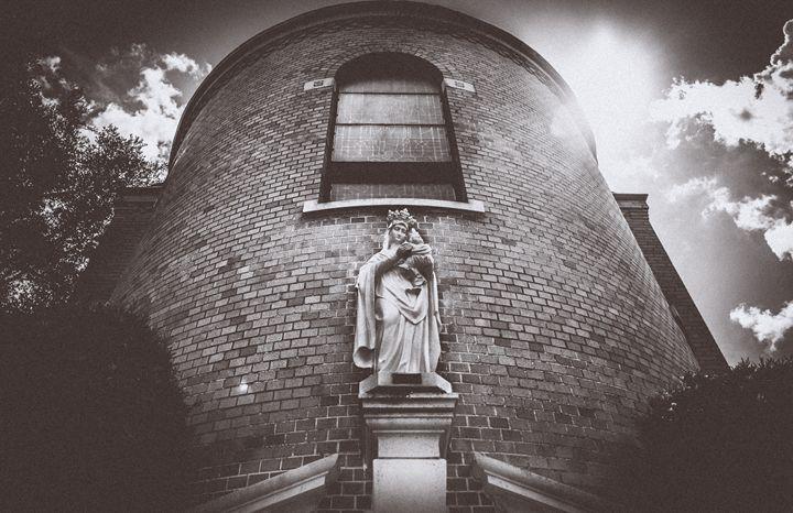Ybor City Church - Ybor Photography