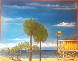 Crandon Park Beach