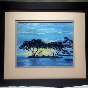"""Mangrove Sunset"""