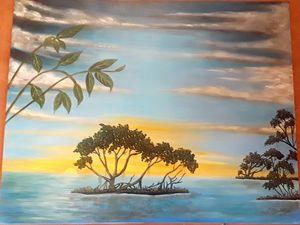 """Mangrove morning"""