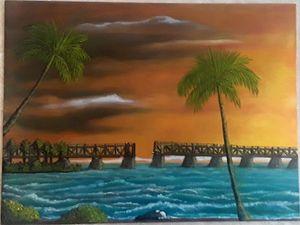 """""""Bahia Honda Sunset"""""""