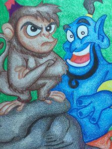 Aladdin characters
