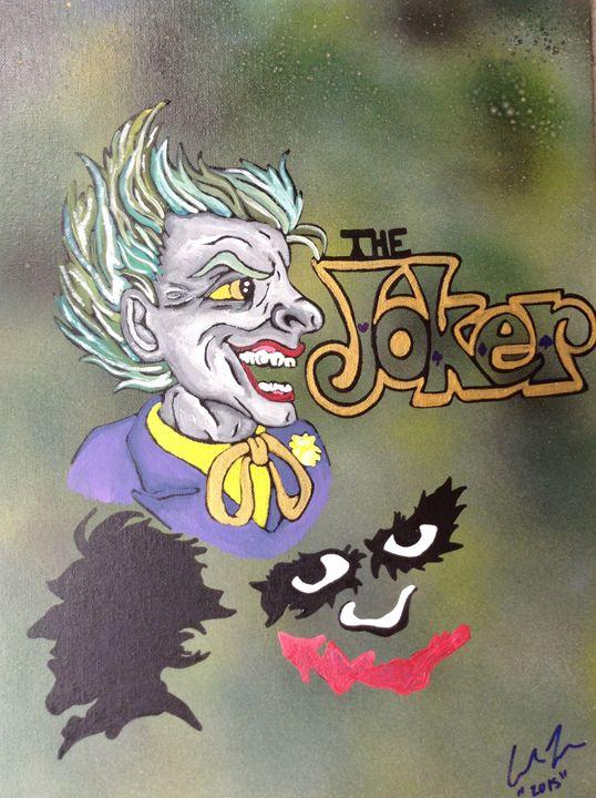Joker - Amber French