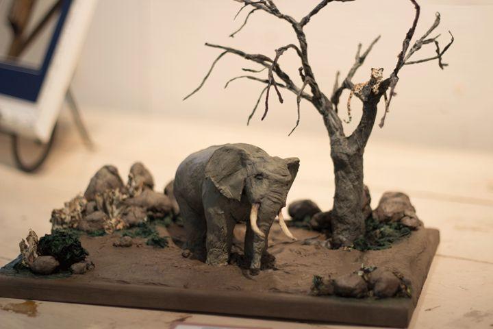 Serengeti - J Reed Studios