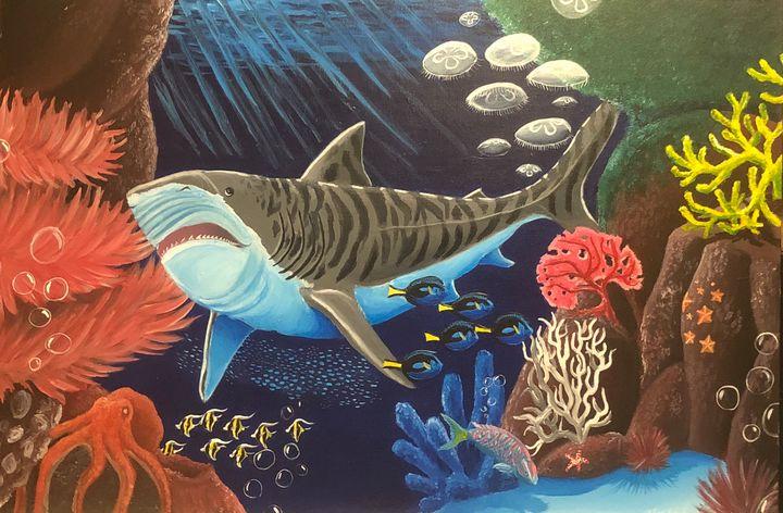 Shark Bay - Stegosaurus1412