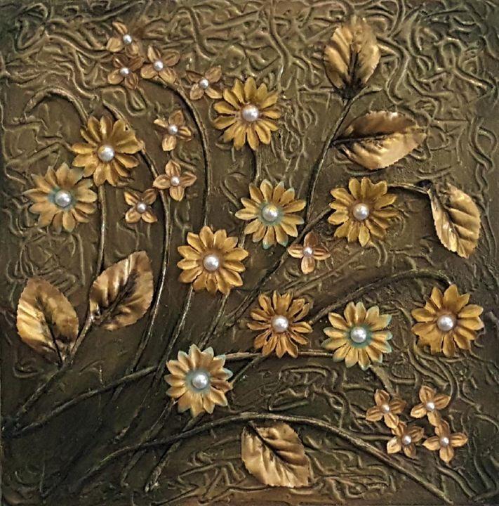 Feeling Gold - AlecA Art