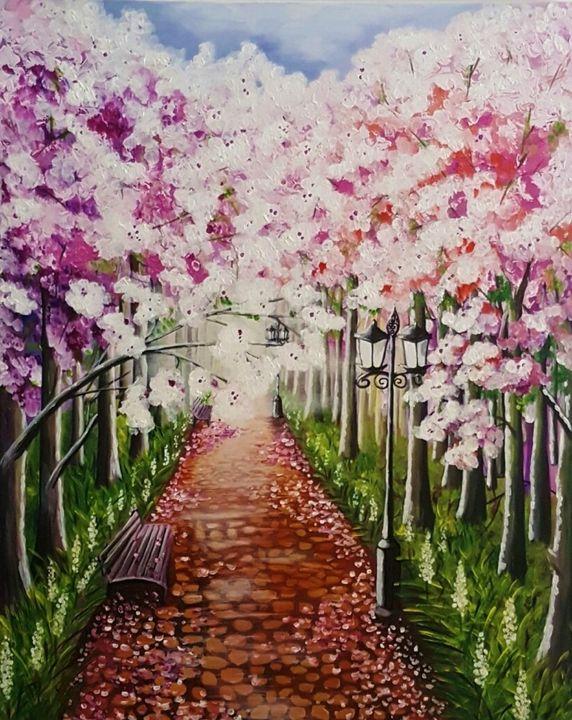Spring - AlecA Art