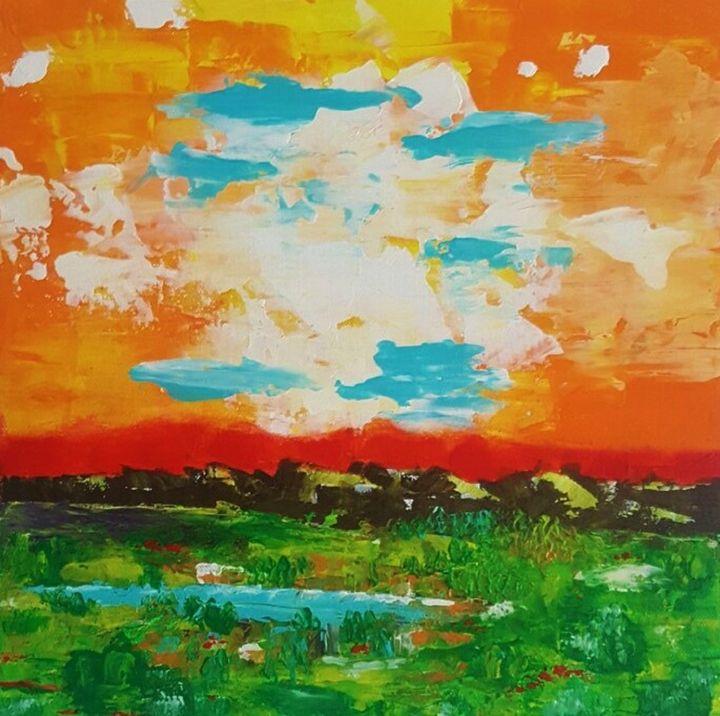 My Home Land - AlecA Art